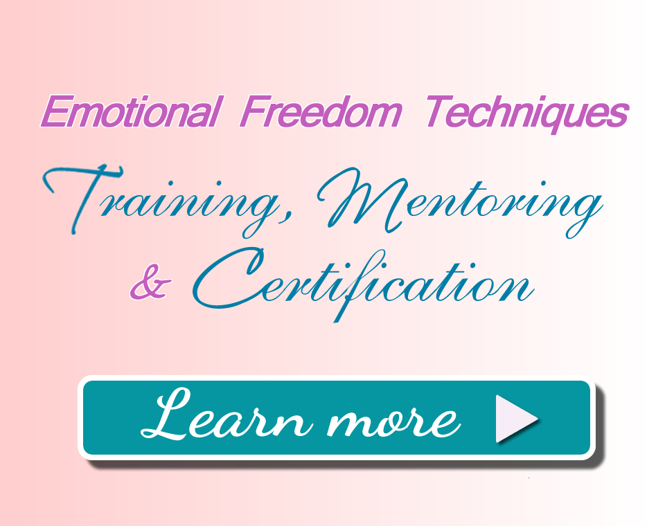 EFT Training, Mentoring & Certification from Jan Luther and The EFT Academy